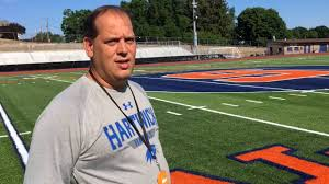 Solvay High School installs new artificial surface at stadium - YouTube
