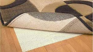 rug pad for hardwood floor useful rug pad 3 recommendations for best hardwood floors