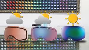 Spy Goggles Lens Chart Ski Snowboard Goggle Lens Color Guide Sportrx