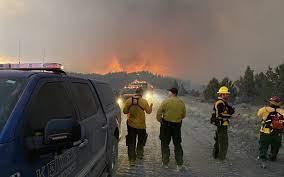 Bootleg Fire nears 202K acres, now ...