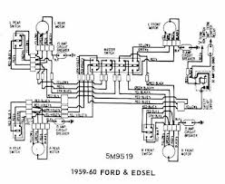 1960 ford and edsel windows wiring diagram 1959 1960 ford and edsel windows wiring diagram