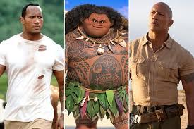 Dwayne Johnson movies ranked: The Rock in Jumanji, Fast ...