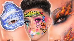 It's lit 🔥 created with shades 518, rusted, code james, 10% off, boutique & no beans from the james… James Charles On Twitter Retweet To Be The Next Video S Sister Shoutout Recreating My Followers Makeup Looks Some Of My Favorite Looks I Ve Ever Done Https T Co Upjmqip1wo Https T Co Jzita8oexg