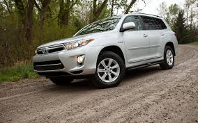 2012 Toyota Highlander Hybrid - Editors' Notebook - Automobile ...