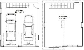 Download Dimensions Of Two Car Garage  AdhomeDouble Car Garage Size