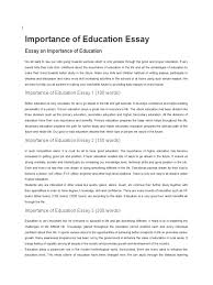 importance of education distance education mind