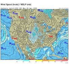 The Geostrophic Wind And The Real Wind