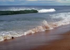 Shoreline waves Photograph by Artistinoz Jodie sims