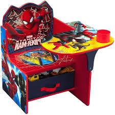 spiderman chair desk children chair desk a delta children spider man chair desk with storage bin