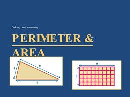 Area Perimeter