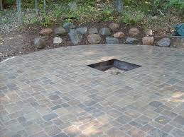 39 Square Concrete Fire Pit Fire Pits And Fire Features