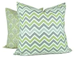 green and gray pillows. Unique And Items Similar To Decorative Throw Pillows Gray Green Pillow   And C