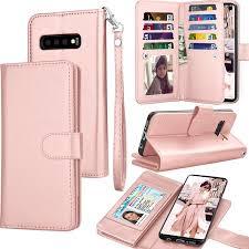 Galaxy S10 <b>Wallet Case</b>, Samsung Galaxy S10 <b>PU Leather</b> Case ...
