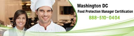 Classes Washington Certificationfood Protection Safety Alcohol Manager Food Dc And