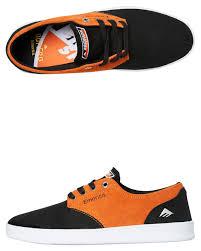 Emerica Size Chart Romero Laced X Bronson Shoe