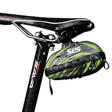 SLS3 Small <b>Bike</b> Saddle <b>Bag</b> Under Seat | <b>Cycling</b> Pouches <b>Pack</b> ...