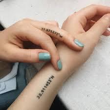 18 татуировок для братьев и сестёр которые одобрят даже самые