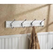 towel rack with hooks. Bathroom Towel Rack With Hooks Home Design L