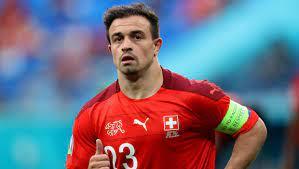 Xherdan Shaqiri unter vier Spielern, die in den Ruhestand gehen, da die  Schweiz vor der Reise nach Nordirland mit einer Verletzungskrise zu kämpfen  hat