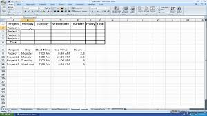 how to make a timesheet in excel how to make timesheet in excel oyle kalakaari co