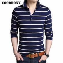 <b>COODRONY Long Sleeve</b> T Shirt Men Brand Business Casual ...