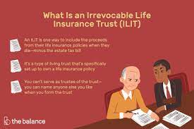 Even if your spouse is earning tax liability of single premium insurance policies. Irrevocable Life Insurance Trust Ilit Estate Planning