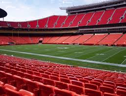 Chiefs Arrowhead Stadium Seating Chart Arrowhead Stadium Section 134 Seat Views Seatgeek