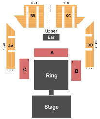 Criterion Oklahoma City Seating Chart The Criterion Tickets And The Criterion Seating Chart Buy