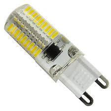 USA Shipping <b>10pcs</b>,<b>G9 LED Bulb</b> Dimmable 110V 4W 420 Lumens ...