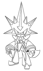 Free Sonic The Hedgehog Coloring Pages With Sonic Coloring Pages