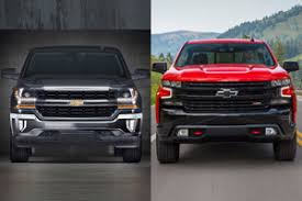 2018 vs. 2019 Chevrolet Silverado: What's the Difference? - Autotrader