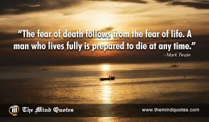 Tecumseh Quotes Cool Tecumseh Quotes On Pray And Death Themindquotes