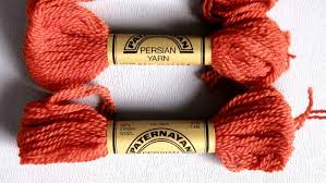 Paternayan Persian Yarn Color Chart Paternayan Persian Wool Needlepoint Yarn 852 Orange Spice Two 8 Yd Skeins Great Fall Color For Pumpkins Halloween Needle Crafts