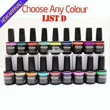 Artistic Nail Design Gel And Shellac Polish For Sale Ebay