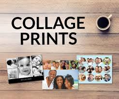you can display your collage on a mug with text on a frame create a collage poster and more