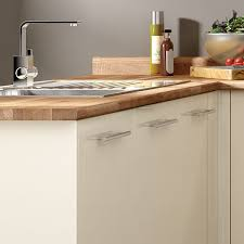 Small Picture Gloucester Gloss Cream 500mm Wall Unit Kitchens Instock