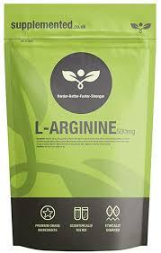 <b>L</b>-<b>Arginine 500mg</b> 180 <b>Capsules</b> - High Strength Libido Booster ...