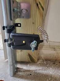 how to byp garage door sensors a