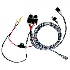 electrical wiring harness hl282 sms upgraded headlamp wiring harness for conventionally switched systems
