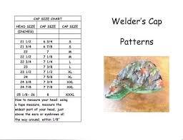 Pdf Welders Hat Cap Pattern For 6 Panel Short Crown