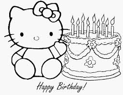 hello kitty birthday coloring pages free to print 20 free printable hello kitty coloring pages printable 2017 on printable calendar by week february 2017