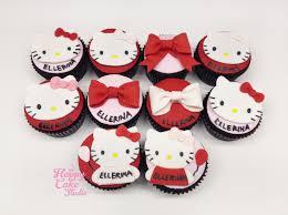 Hello Kitty Cake Cupcakes Happy Cake Studio