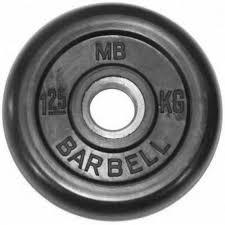 <b>Диск обрезиненный MB Barbell</b> купить в Нижнем Новгороде по ...