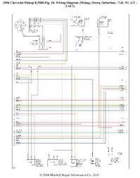 printable 1994 toyota pickup wiring diagram dash speedometer for 1994 chevy 1500 wiring diagram 1994 chevrolet pick up k3500 jpg resize u003d665 2c847 in toyota pickup wiring diagram