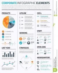 Infographic Resume Templates Gorgeous Styles Free Download Infographic Resume Template Free Infographic