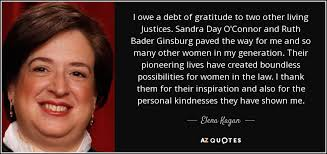 Sandra Day O Connor Quotes