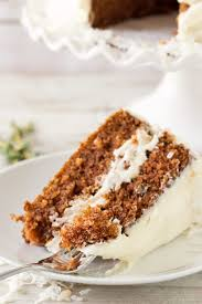 Marshas Outrageous Carrot Cake The Chunky Chef