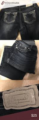 Shyanne Jeans Size Chart Shyanne Jeans Ladies Size 28s These Jeans Are In Excellent