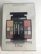 rare new in box with plastic dior collection voyage travel studio makeup palette