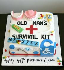 40th Birthday Cakes For Her Funny Imaginative Ideas Him And Adorable
